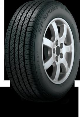 SP Sport 4000 DSST CTT Tires